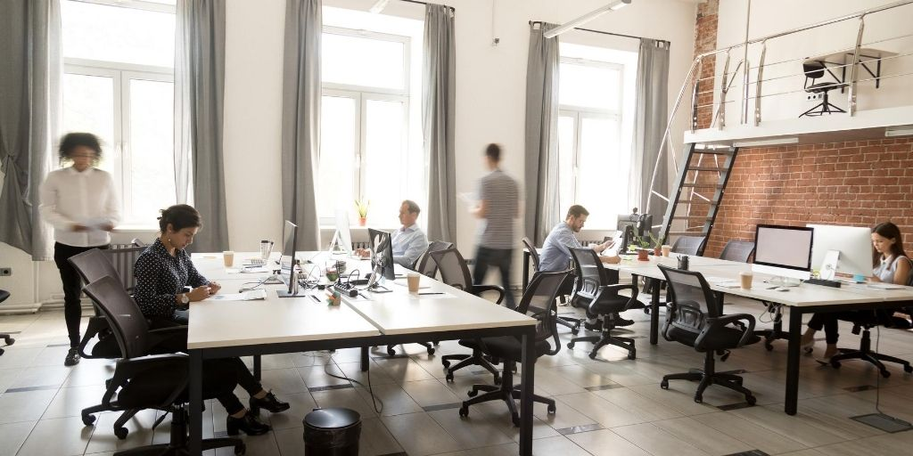 Officeless Office and beginning of Coworking