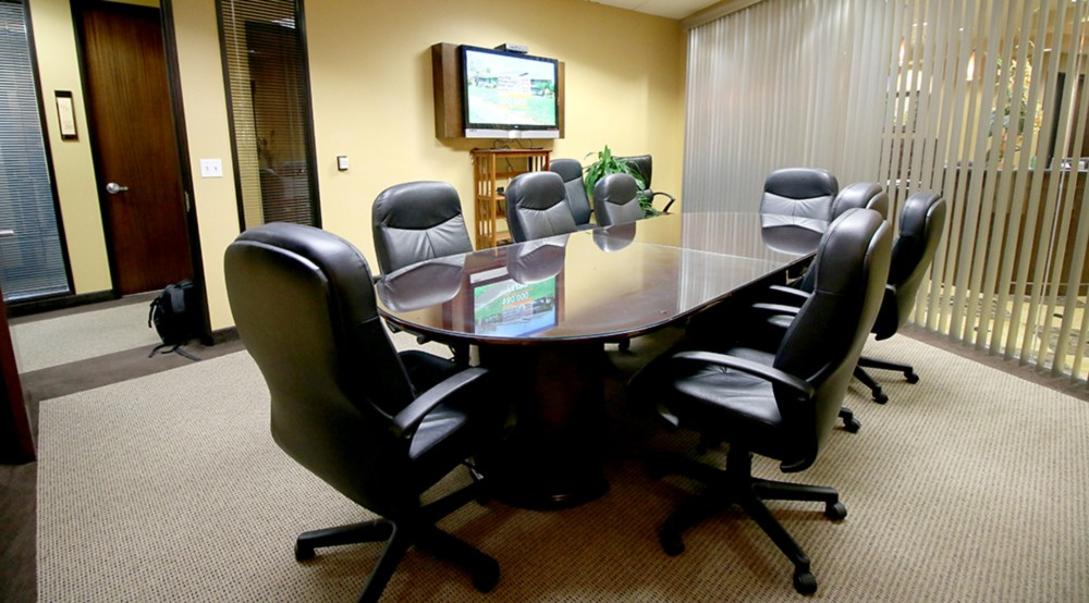 River Park Executive Suites Boardroom Ventura County | CloudVO City Guide