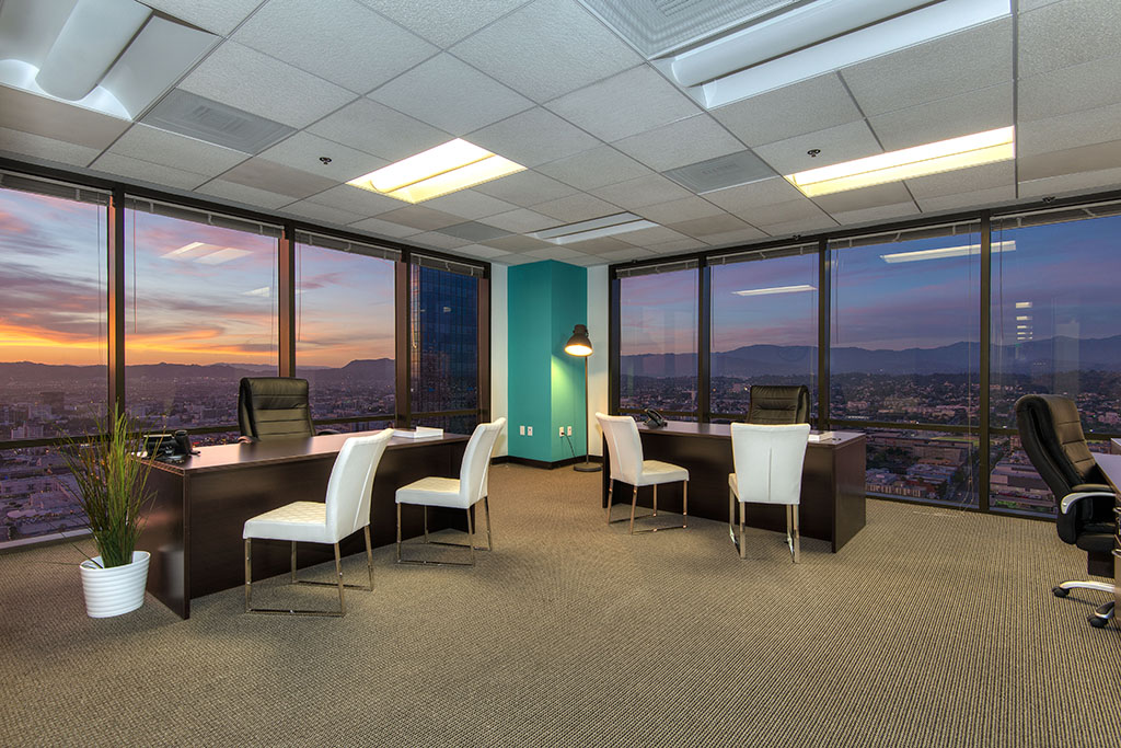Titan Offices Los Angeles Coworking | CloudVO City Guide