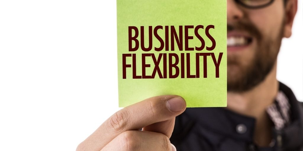 Five Ways Flexibility Pays Off In Business | CloudVO