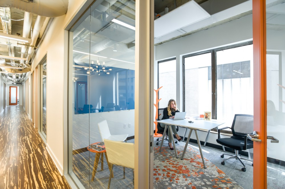 Virtual Office Space Minneapolis | Novel Coworking | CloudVO