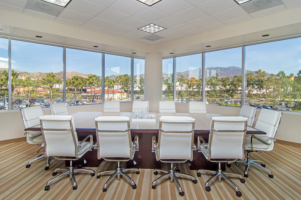 Premier Workspaces Meeting Rooms Foothill Ranch | CloudVO
