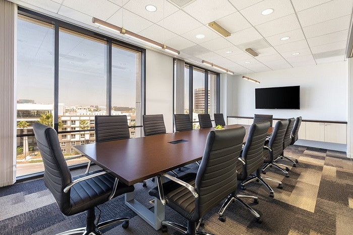 Premier Workspaces Meeting Rooms Irvine, CA | CloudVO