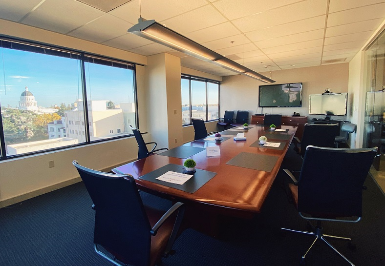 Downtown Sacramento Meeting Rooms Pacific Workplaces | CloudVO