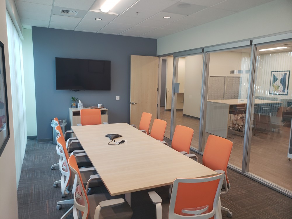 Sacramento Meeting Rooms Office Evolution | CloudVO