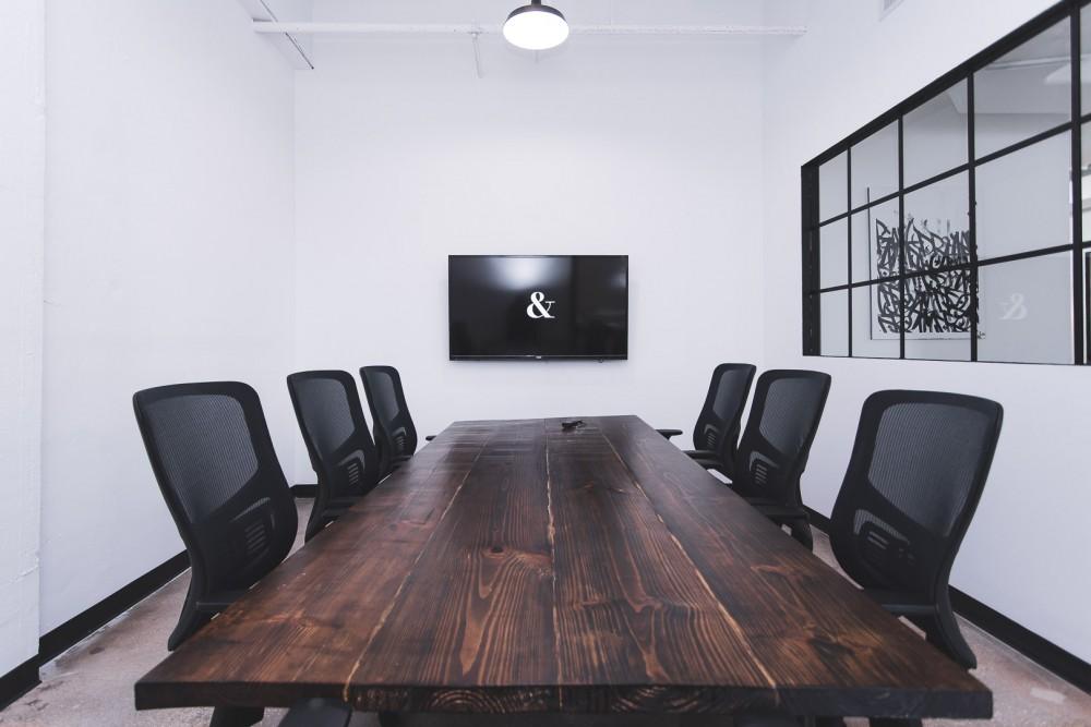 Meeting Rooms Miami Ampersand Studios | CloudVO