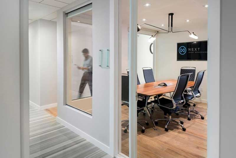 Miami Meeting Rooms Next Workspaces | CloudVO