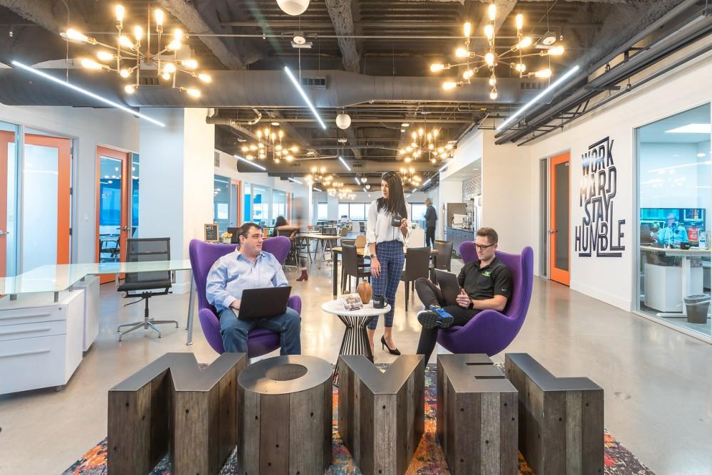Novel Coworking Gaslamp San Diego | CloudVO City Guide