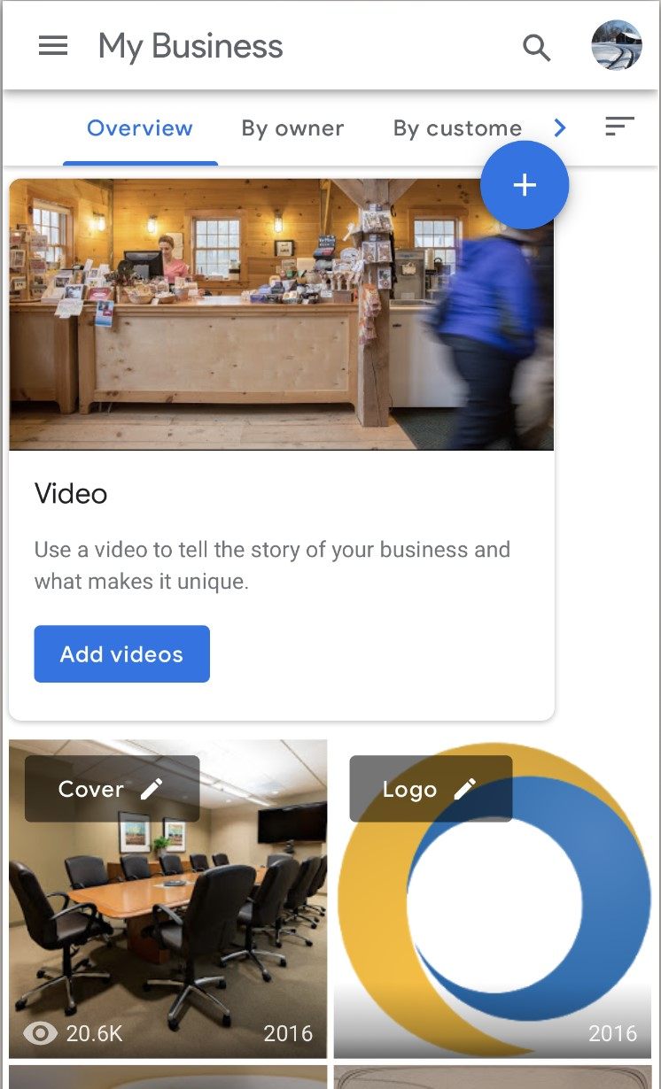 Google My Business Best Practices for Flexible Office Operators Images | CloudVO
