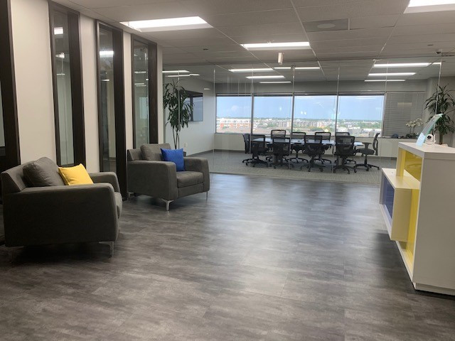 Dallas Flexible Office Space Cubexec at Uptown Tower | CloudVO