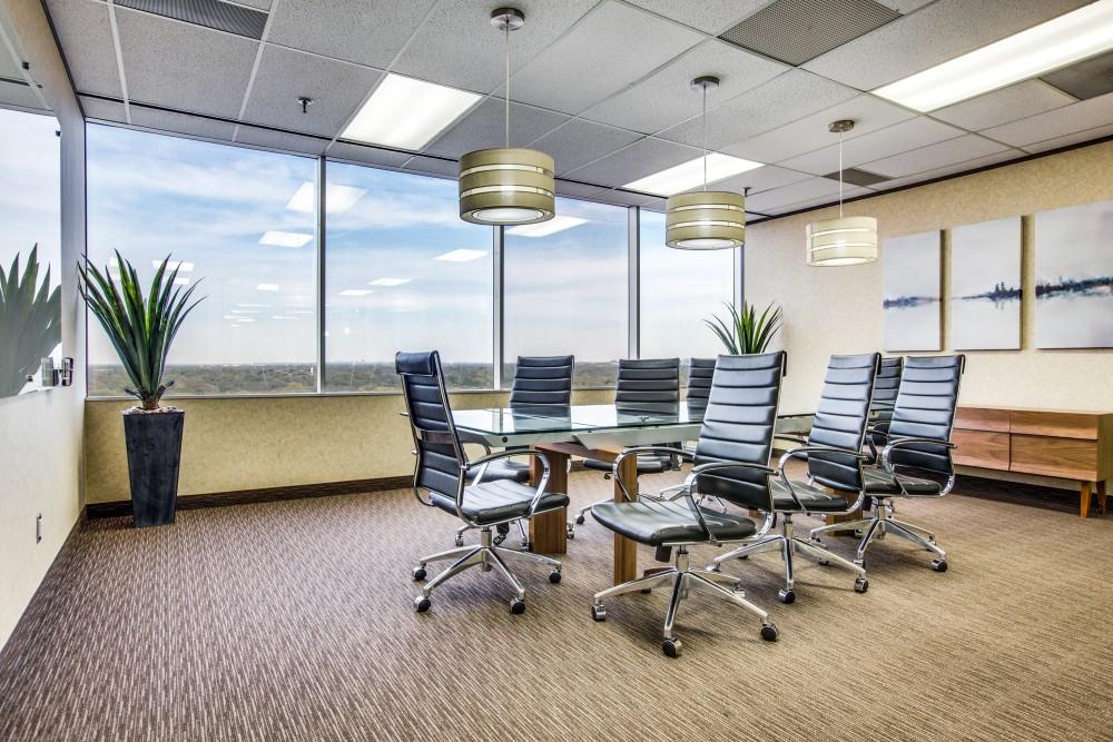 Dallas Meeting Rooms Worksuites Boardroom | CloudVO