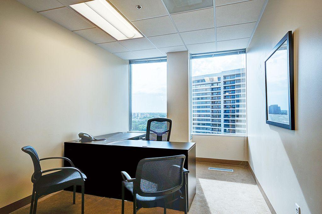 Dallas Virtual Office Plans Premier Workspaces Guest Office | CloudVO