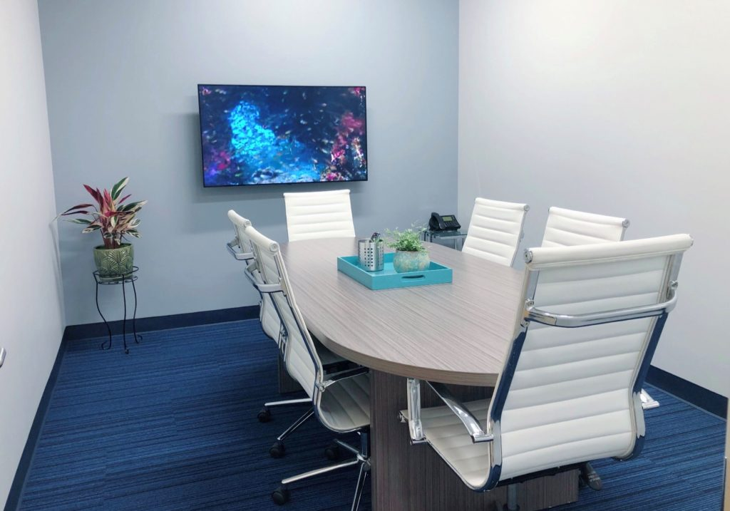 Meeting Rooms Roseville California | CloudVO