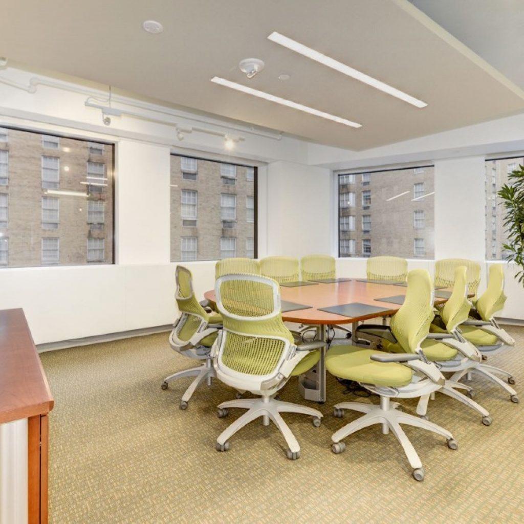 Meeting Rooms Washington DC Carr Workplaces Dupont Circle | CloudVO