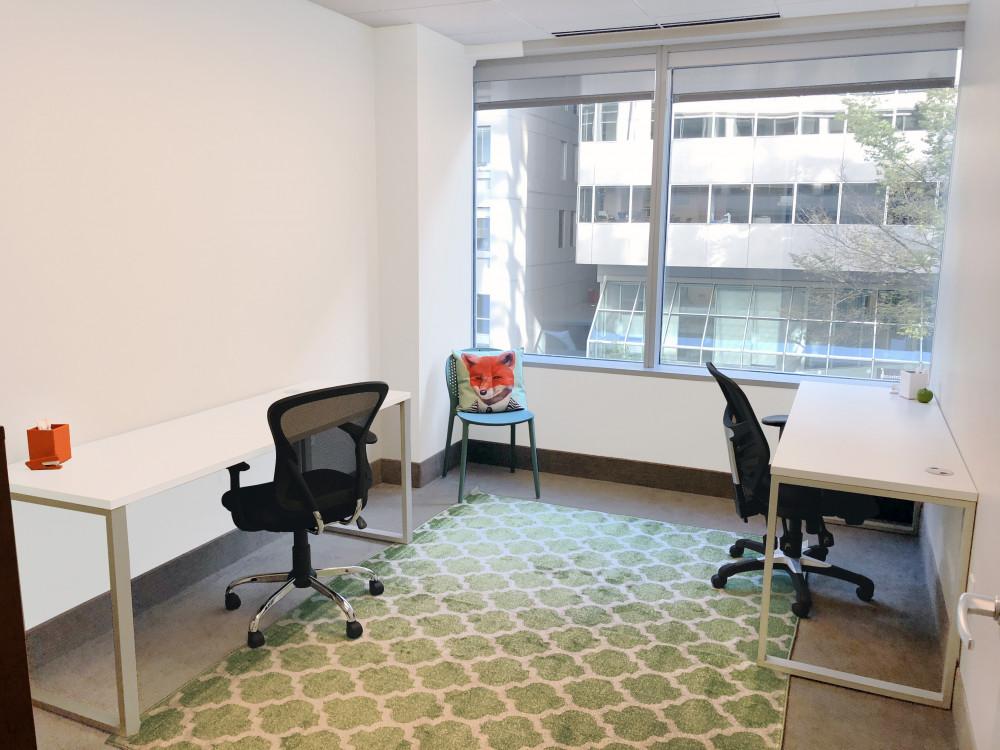 Washington DC office space Metro Offices Dupont Circle | CloudVO