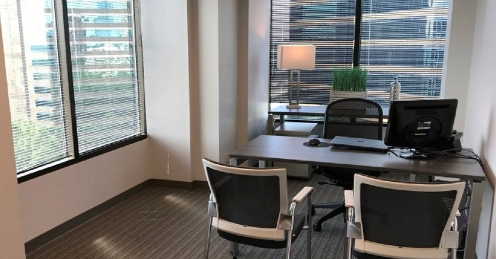 Atlanta Private Office Space Peachtree Offices Buckhead | CloudVO