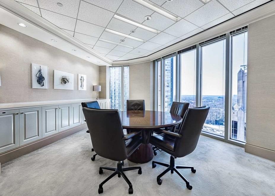 Meeting Rooms Atlanta Nexus 1201 Midtown | CloudVO