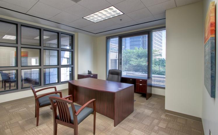 Midtown Atlanta Virtual Office Plans Peachtree Offices | CloudVO