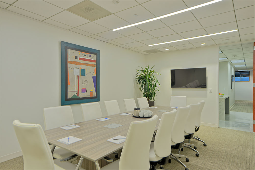 Houston Meeting Rooms Anchor Office | CloudVO