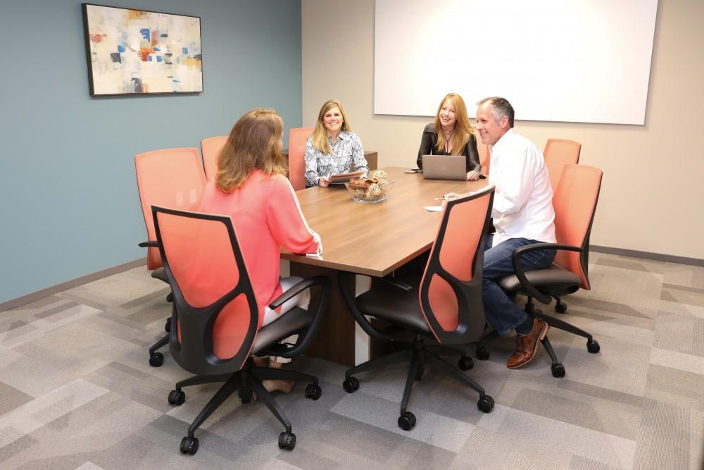Houston Meeting Rooms Office Evolution | CloudVO