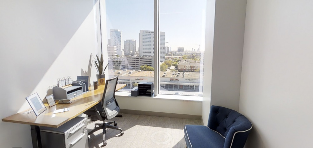 Houston Private Office Space Firmspace | CloudVO