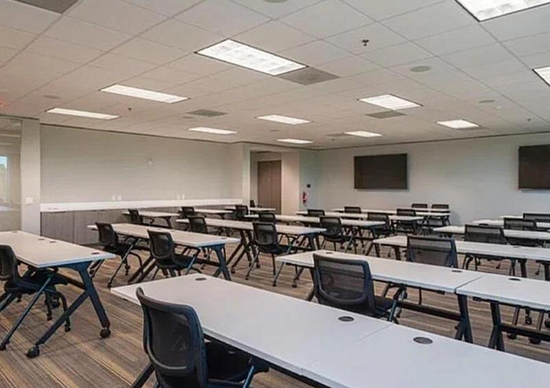Houston Training Room Office Evolution Energy Corridor | CloudVO
