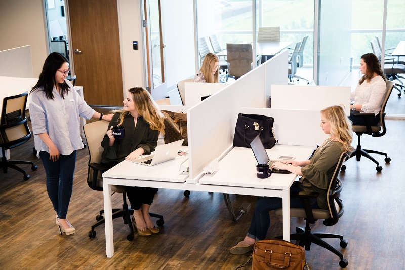 The Work Well Coworking Space Houston | CloudVO
